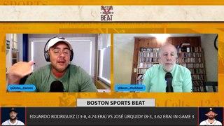 Patriots Coaching Scared, Red Sox Return Home, & Hospital Celtics | Boston Sports Beat