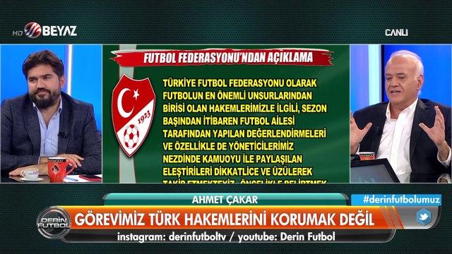 Derin Futbol 18 Ekim 2021