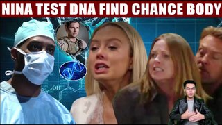 CBS Young And The Restless Spoilers Shock Nina tests DNA to find Chance's body, is he still alive-