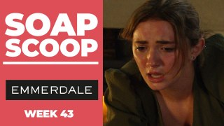 Emmerdale Soap Scoop! Gabby goes into labour