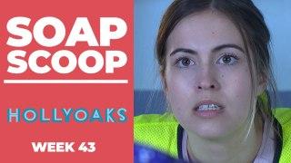 Hollyoaks Soap Scoop! Summer returns again