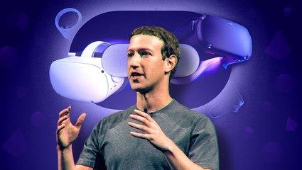 Facebook veut employer 10 000 personnes en Europe pour la création de son Metaverse