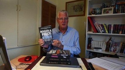 Crime fighter turns crime writer