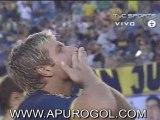 Gimnasia LP 0 Boca 0 Gol Martin Palermo Torneo Clausura