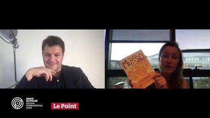 Live Polar : revivez notre entretien avec Guillaume Musso