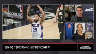 Ben Simmons is Becoming a Massive Problem for the 76ers