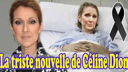 Extrême tristesse ! Les Français ont profondément pleuré la triste nouvelle de Céline Dion.