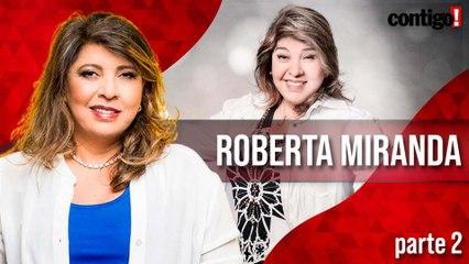 ROBERTA MIRANDA REVELA NOVIDADES SOBRE SEU RETORNO AOS PALCOS