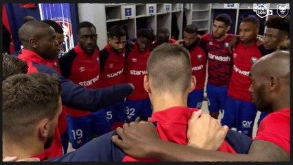 Les coulisses du Derby SMCaen 2-2 Le Havre AC (J12 Ligue 2 BKT)