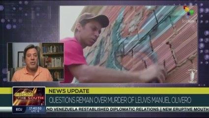 Brazil: Belief of foul play on the murder of graffiti artist Leuvis Manuel Olivero