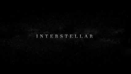 INTERSTELLAR (2014) Trailer VO - HD