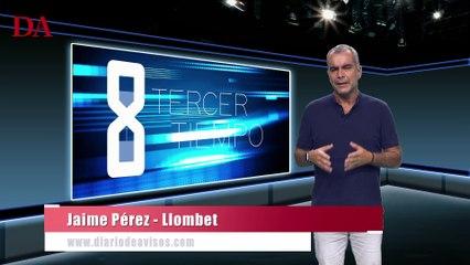 Tercer Tiempo, con Jaime Pérez Llombet