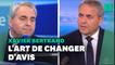 Les trois volte-face de Xavier Bertrand sur le Congrès LR en dix jours