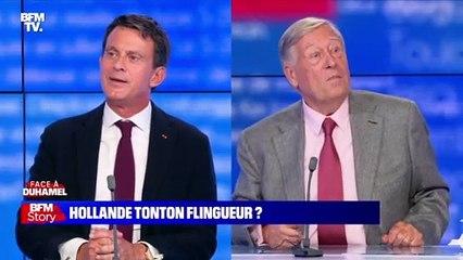 Face à Duhamel: Hollande tonton flingueur ? - 20/10