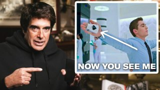 David Copperfield Breaks Down Magic Scenes from Movies