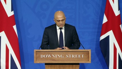 Health secretary Sajid Javid warns Covid-19 cases could hit as high as 100,000 a day this winter