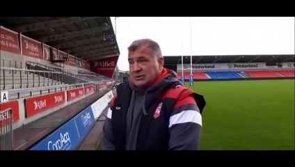 England coach Shaun Wane explains why he chose John Bateman as his captain