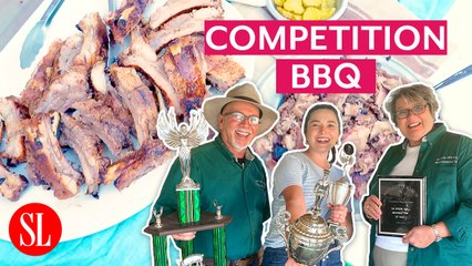 Odom Family Competition BBQ & Brunswick Stew | Hey Y'all | Southern Living