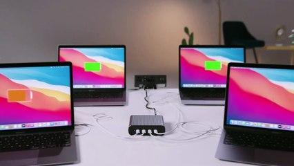 Présentation des HyperJuice 245W GaN Charger et USB-C Battery Pack d'Hyper