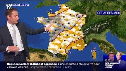 La tempête Aurore va traverser le nord du pays ce jeudi