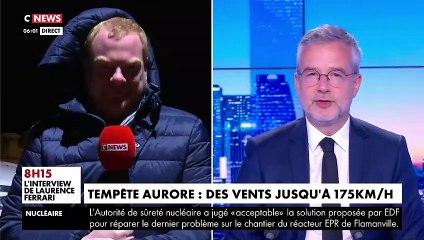 Alerte météo : Météo France place 13 départements, dont tous ceux d'Île-de-France, en vigilance orange vent violent en raison de la tempête Aurore