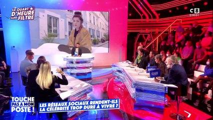 Fabien Lecoeuvre reparle hier soir dans TPMP de ses insultes contre la chanteuse Hoshi pour s'excuser... et relance la polémique ! La chanteuse lui demande cette nuit de se taire...