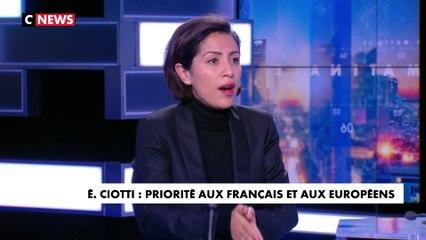 Sarah El Haïry : «Aujourd'hui la bataille, c'est la bataille de l'emploi»