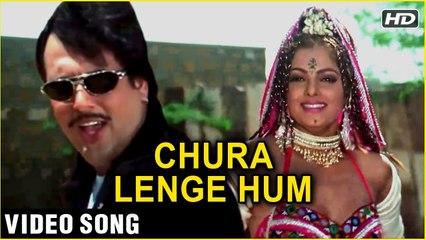 Chura Lenge Hum - Video Song HD Naseeb 1997 Govinda And Mamta Kulkarni Kumar Sanu Hits