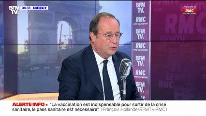 """François Hollande (@fhollande): """"La trahison fait partie de la vie politique, je le regrette mais c'est un fait"""""""