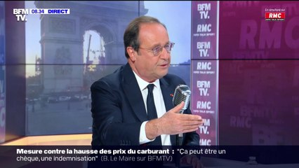 """Pour François Hollande, la vaccination contre le Covid-19 est """"indispensable"""""""