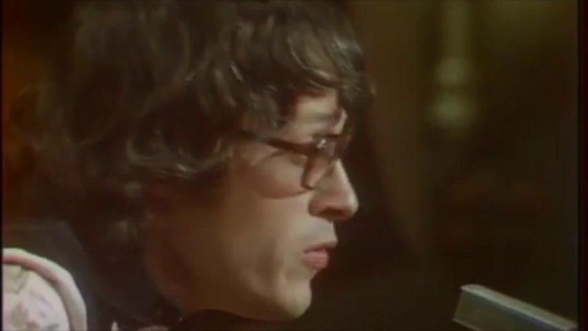 Favreau et Brassens en 1975