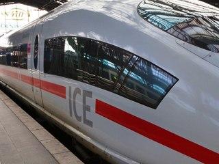 Ignatz wütet: Sturmtief beeinträchtigt deutschen Zugverkehr