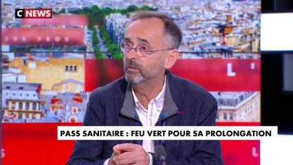 Robert Ménard : «la stratégie vaccinale de Macron est plutôt réussie. Reste qu'il reste un nombre de gens qui ne sont pas encore vaccinés et il faut les faire vacciner»