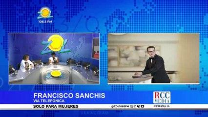 Francisco Sanchis: Las principales noticias de la farándula 20 octubre 2021