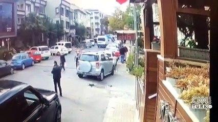 Az daha şoförü ezecekti!
