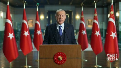 Cumhurbaşkanı Erdoğan: Küresel bir krizle mücadele ediyoruz