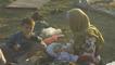 Die Situation der Flüchtlinge an der bosnisch-kroatischen Grenze