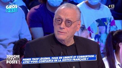 Claude Butin, ancien vice-président du tribunal de Rouen, alerte sur l'état de la justice en France