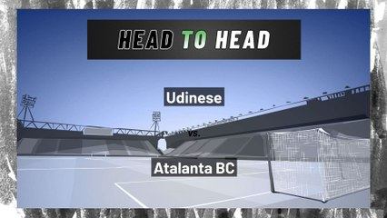 Atalanta BC vs Udinese: Moneyline