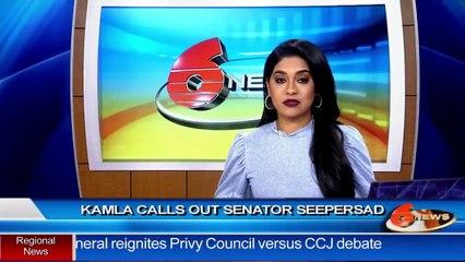 Kamla calls out Independent Senator Charisse Seepersad