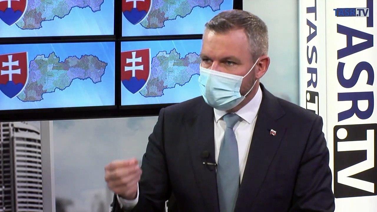PELLEGRINI: Slovensko si Plán obnovy napísalo samo a ušilo na seba bič