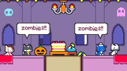 Super Cat Tales 2 - Halloween Event OUT NOW!!