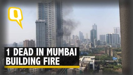 Fire Breaks Out on 19th Floor of High-Rise on Mumbai's Currey Road