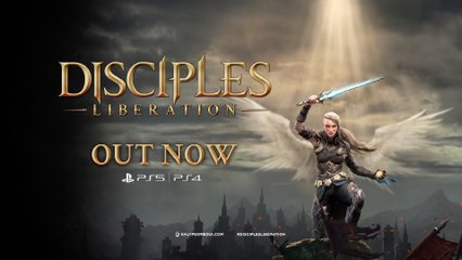 Disciples - Liberation - Launch Trailer PS