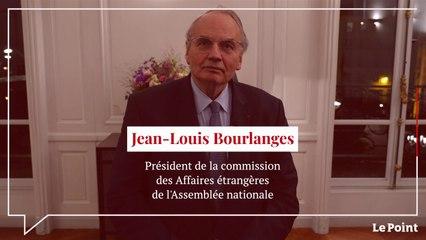 Jean-Louis Bourlanges : « Macron est un candidat d'exception qui agace »