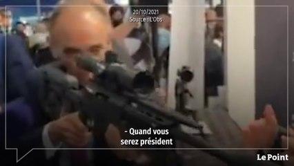 Journalistes visés par Zemmour : la politique est-elle violente en France ?