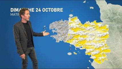 Illustration de l'actualité La météo de votre dimanche 24 octobre