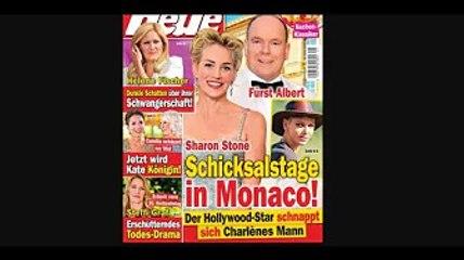 Charlène de Monaco veille à distance sur Albert, enfin débarrassée de Sharon Stone