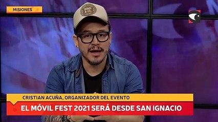 El Móvil Fest 2021 será desde San Ignacio