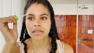 Zazie Beetz's Beauty Secrets, From Three-Step Skin Care to Artful Eyeliner